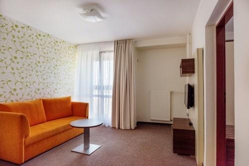 Dvoulůžkový pokoj Business - Hotel Steelhouse
