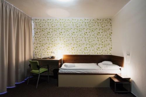 Dvoulůžkový pokoj Business handicap - Hotel Steelhouse
