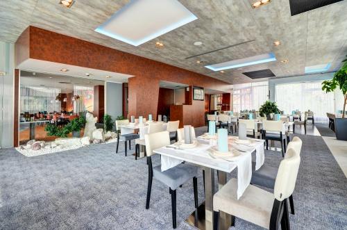 Banketka Panorama - BOHEMIA Restaurant Třinec