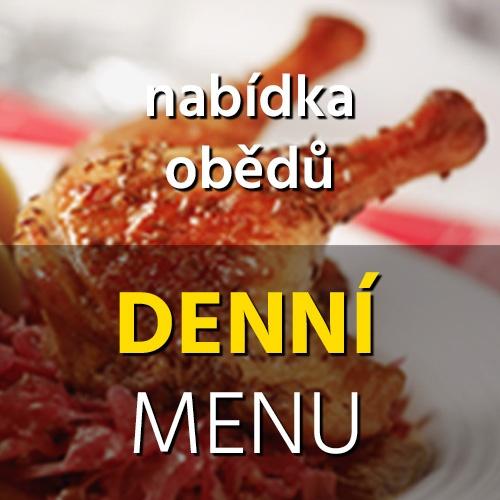 BOHEMIA restaurant Třinec - menu